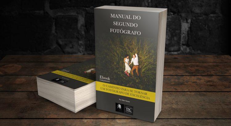 Manual do Segundo Fotógrafo - MOCKUP