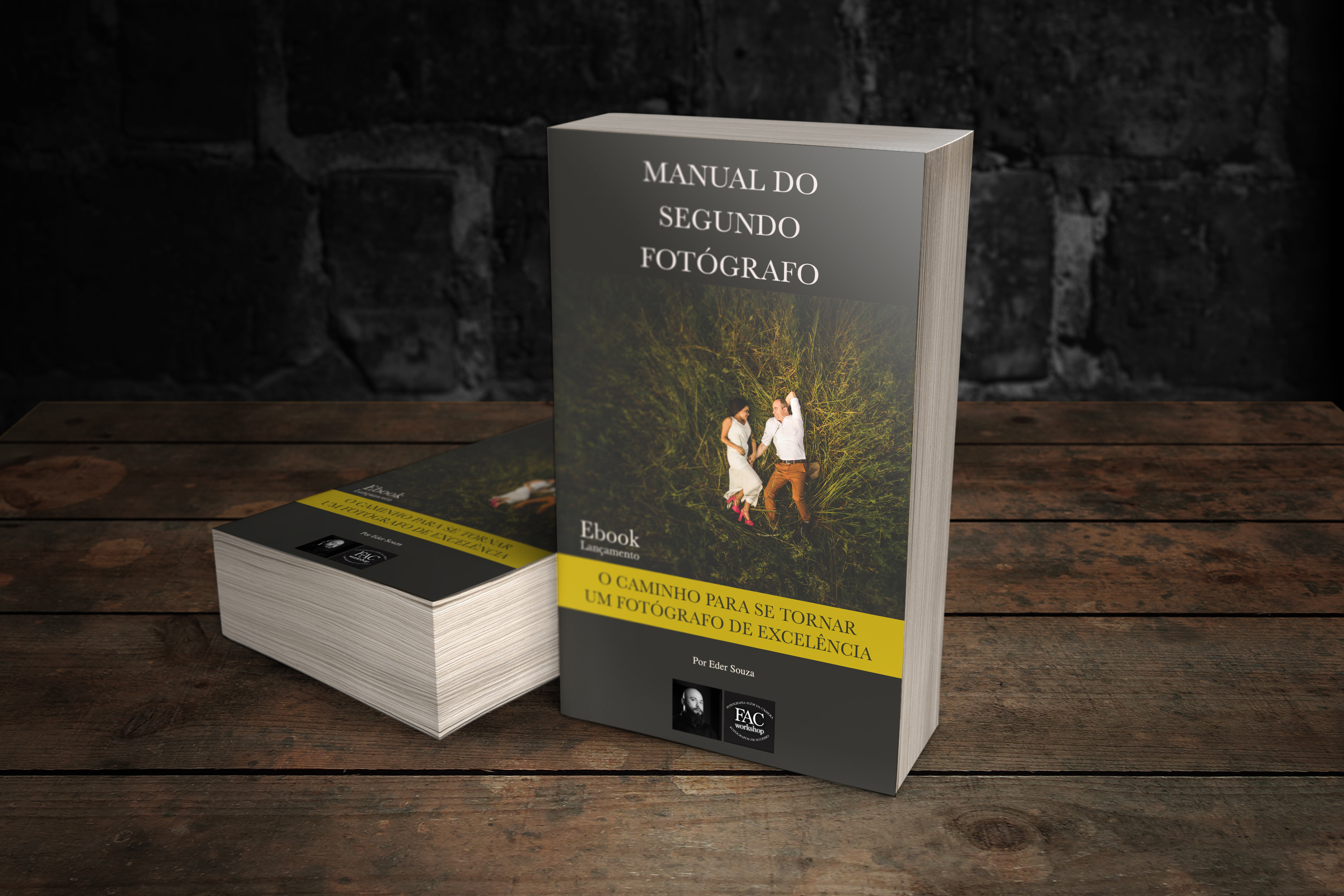 Manual do Segundo Fotógrafo - MOCKUP