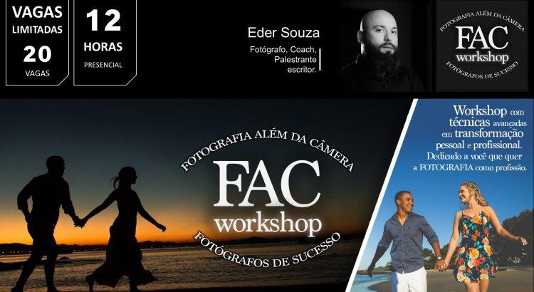 Workshop Fotografia Além da Câmera